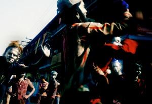 holi festival Varanasi India 2008