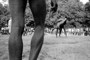 Wrestler, Varanasi