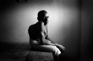Ramji .. The last Portrait 2008, Varanasi, India