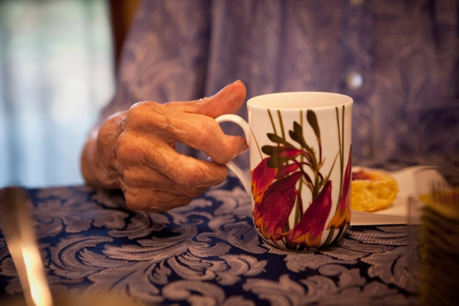 """from the series """"The Cup of Tea""""  photography: Russell Shakespeare"""