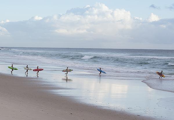 Currumbin Beach, Gold Coast. Australia. photo copyright: Russell Shakespeare