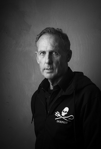 """Bob Brown"" photo copyright: Russell Shakespeare"