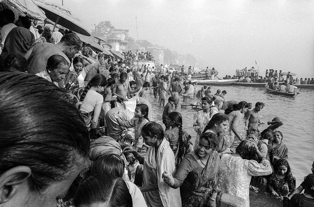 """""""Varanasi, India' photo copyright : Russell Shakespeare"""