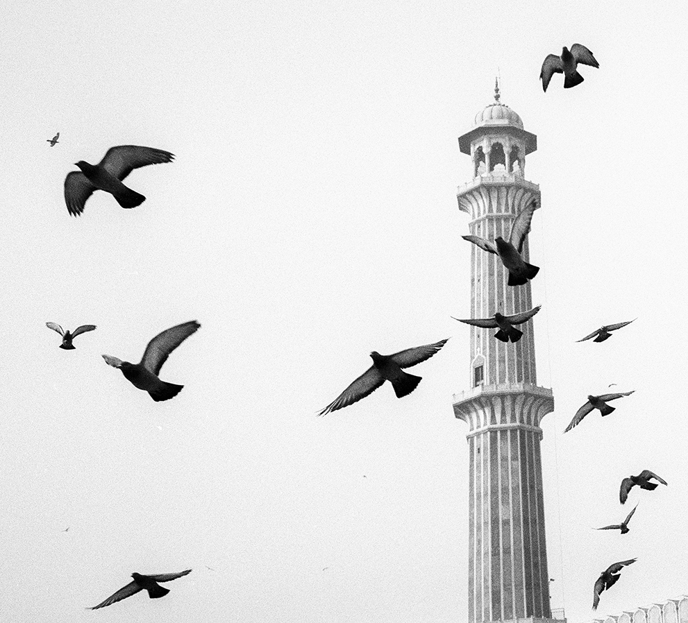 """Old Delhi""  photo copyright : Russell Shakespeare"