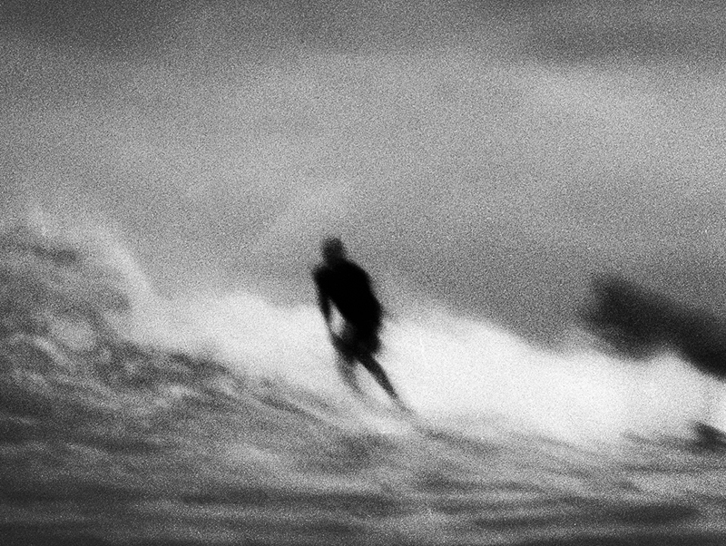 Surfer...Currumbin Alley. photo copyright : Russell Shakespeare