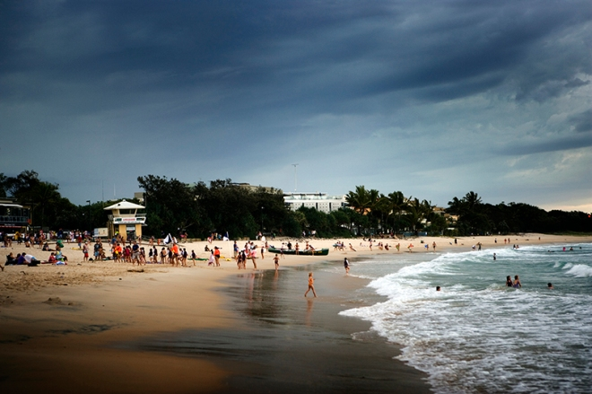 Noosa, Queensland, Australia. photo copyright : Russell Shakespeare