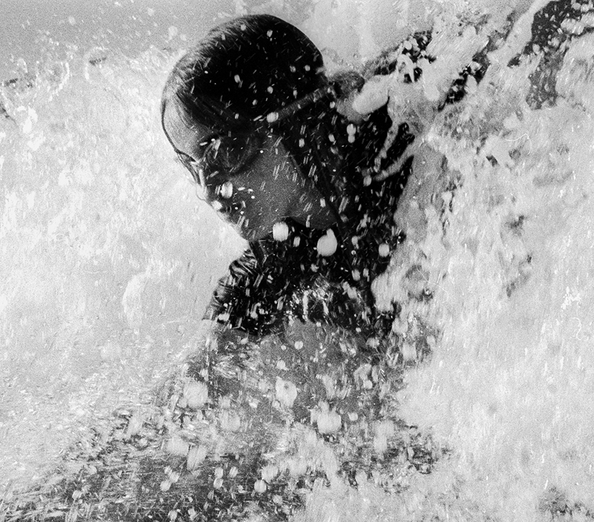 """ Bodysurfer""  Currumbin. photo copyright : Russell Shakespeare"