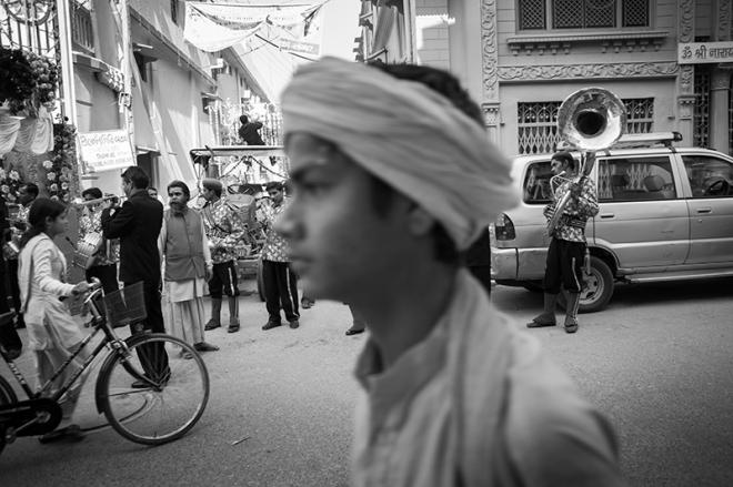 Haridwar, India. photo copyright : Russell Shakespeare