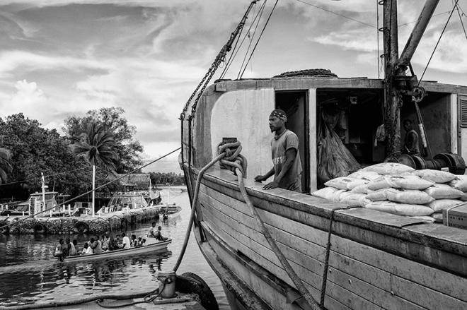 Munda, Solomon Islands. photo copyright : Russell Shakespeare